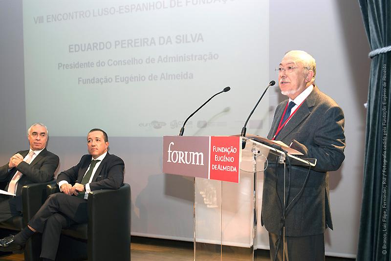VIII Encontro Luso-Espanhol de Fundações